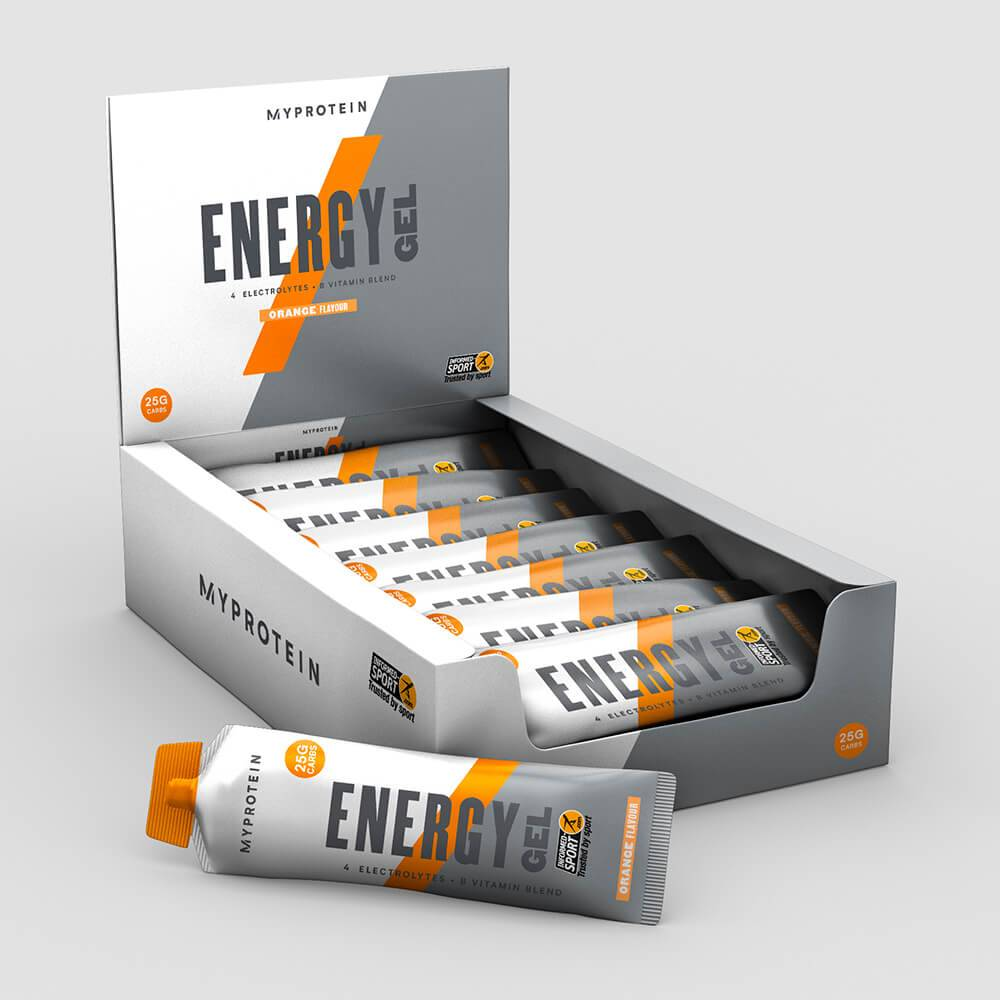 Najlepszy żel energetyczny