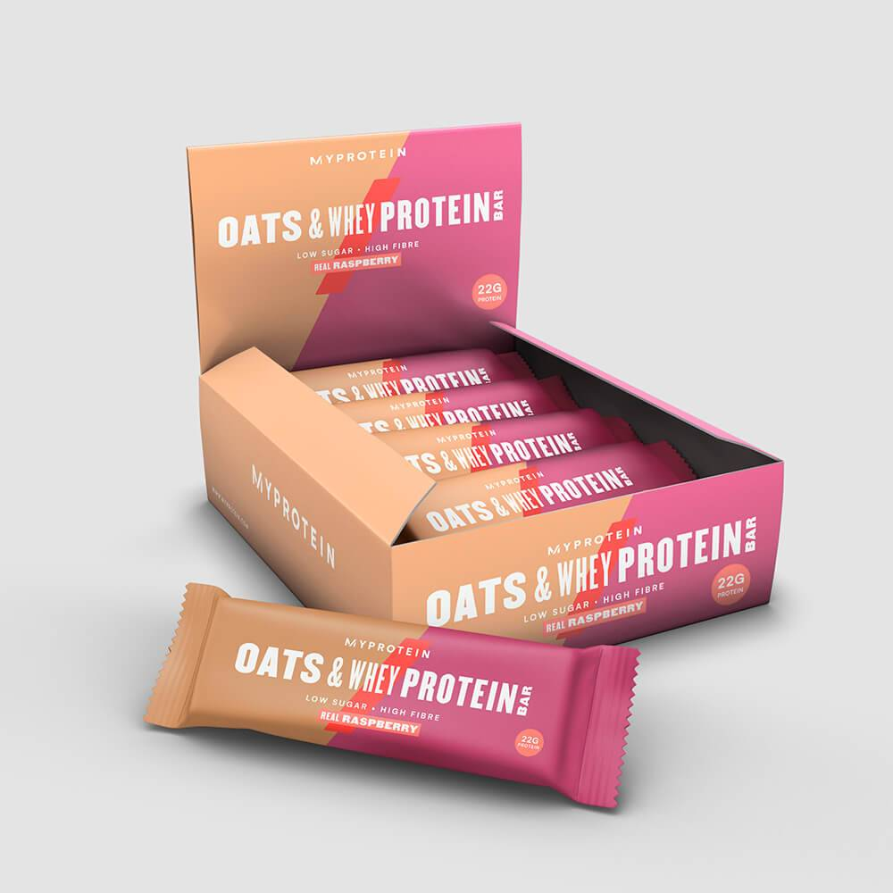 Baton Proteinowy Oats & Whey