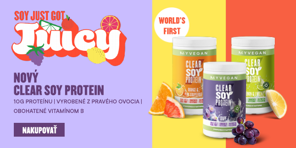 Vegan Clear Soy Protein