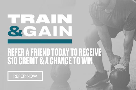 Refer a friend & get $15 back