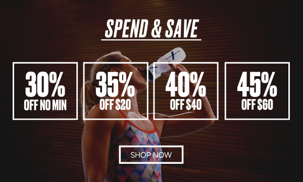 Spend & Save. Spend $60 and receive 45% off your order.