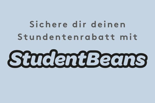Sichere dir jetzt deinen Studentenrabatt!