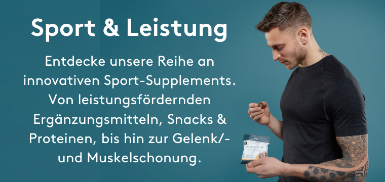 Sport & Leistung | Myvitamins
