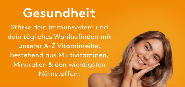 Gesundheit | Myvitamins
