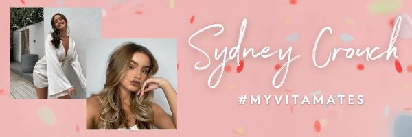 Sydney Mae Crouch I Myvitamins