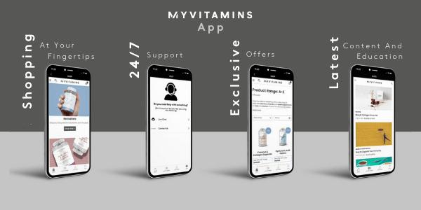 Myvitamins App | Myvitamins