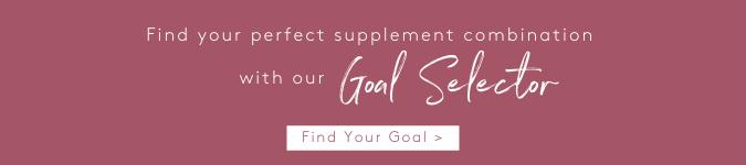 Goal Selector I Myvitamins