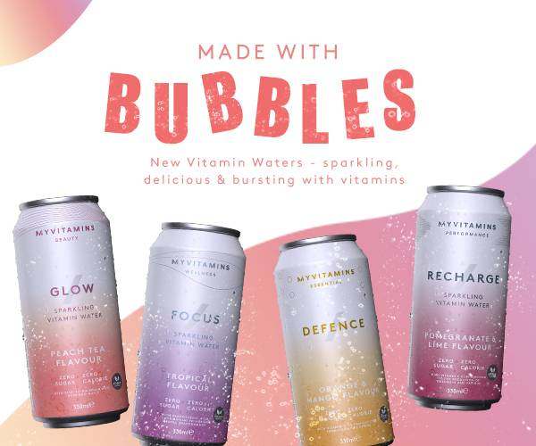 Made With Bubbles I Myvitamins