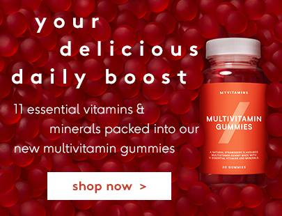 Your Daily Boost | Myvitamins