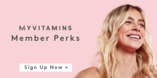 Member Perks   Myvitamins