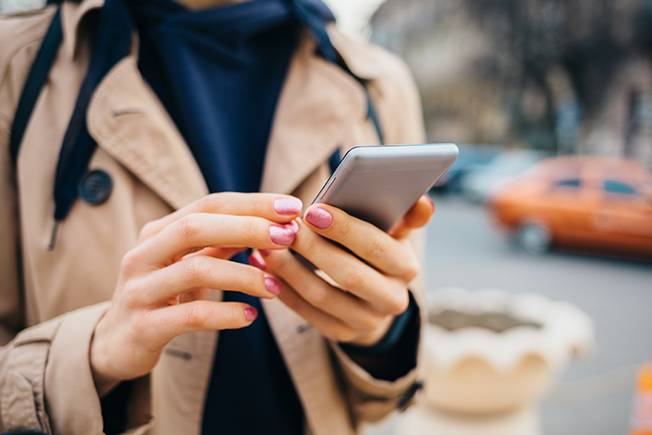 Shopping at your fingertips | Myvitamins