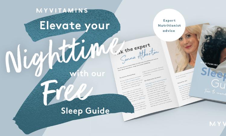 Sleep Guide   Myvitamins