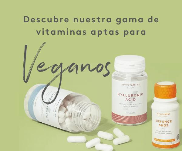 Vegan Range | Myvitamins