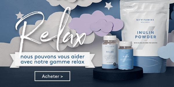 relax | nous pouvons vous aider avec notre gamme relax