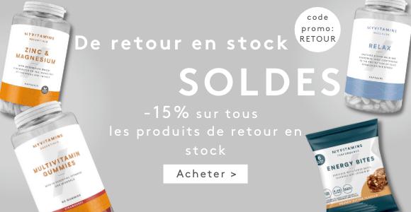 SOLDES -15%