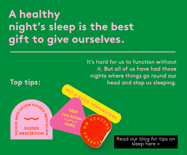 A healthy night's sleep is the best gift to give ourselves I Myvitamins