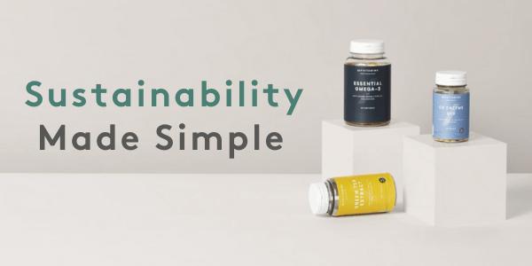 Sustainability I Myvitamins