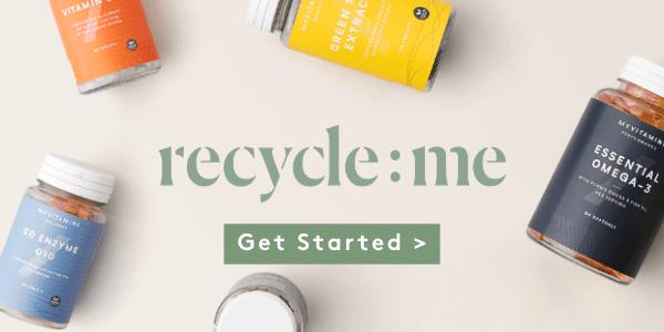 Recycle:Me I Myvitamins