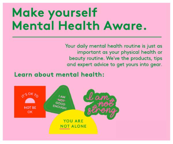 Relabel the conversation surrounding mental health I Myvitamins