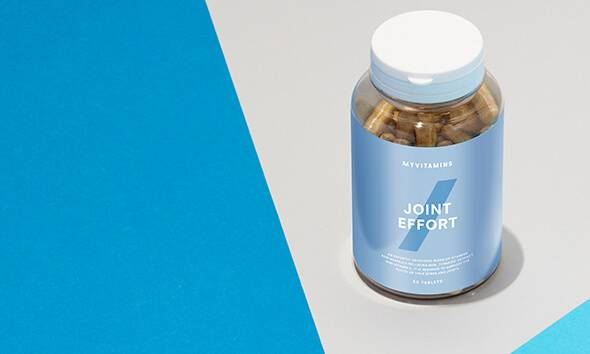 a bottle of multivitamins for joints
