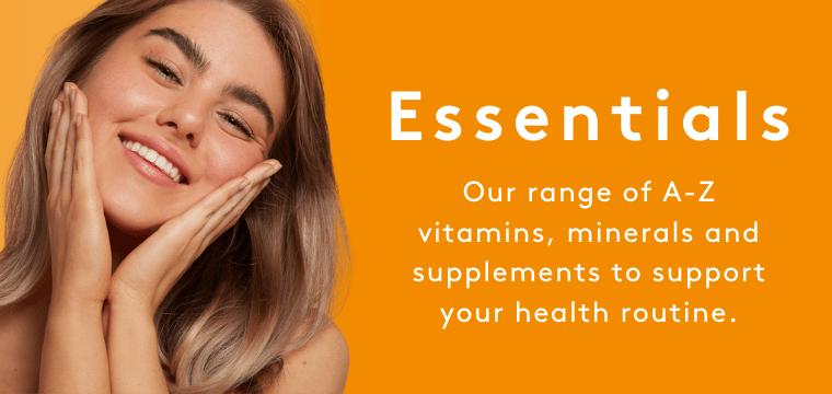 Essentials   Myvitamins
