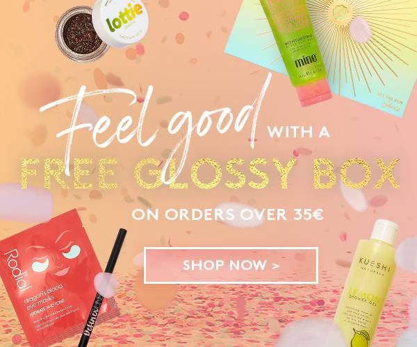Myvitamins Birthday Deals - FREE Glossybox I Myvitamins