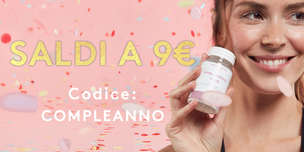 Saldi - TUTTO a €9 | Codice: COMPLEANNO