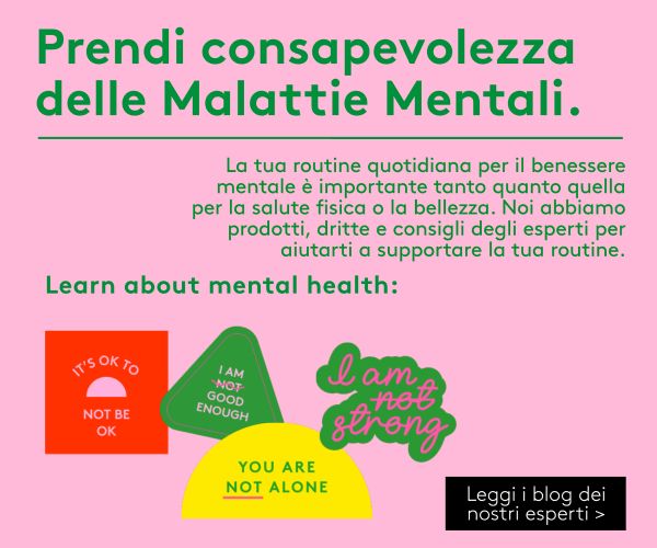Prendiamo consapevolezza delle malattie mentali I Myvitamins