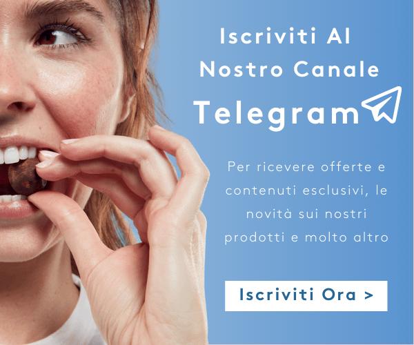 Servizio Telegram | Myvitamins Italia
