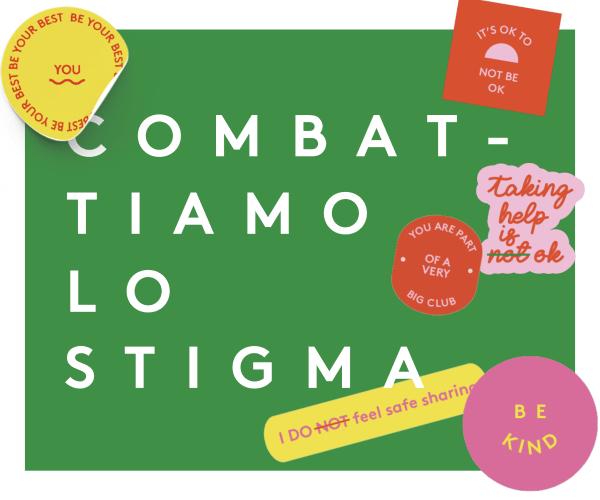 Combattiamo lo stigma sulle malattie mentali I Myvitamins