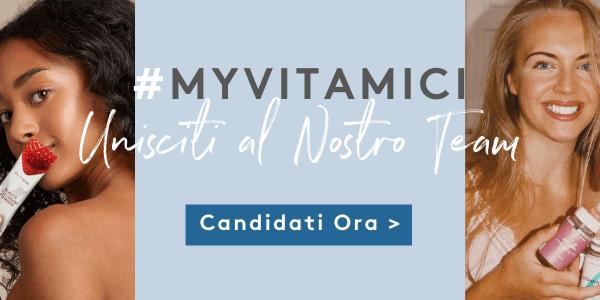 Lavora con noi | Myvitamins Italia