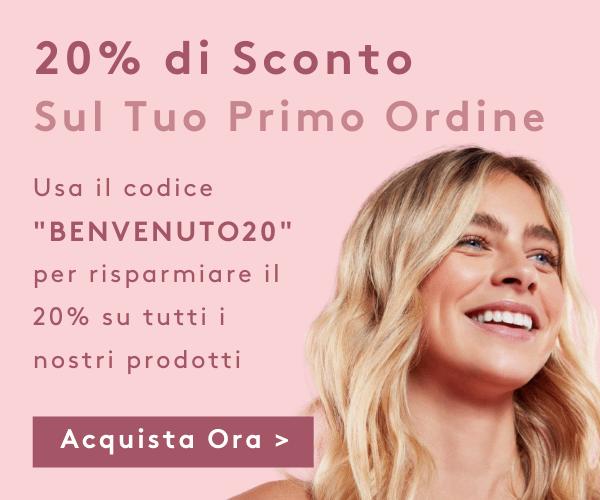 20% di Sconto Sul Tuo Primo Ordine - Codice: BENVENUTO20   Myvitamins Italia