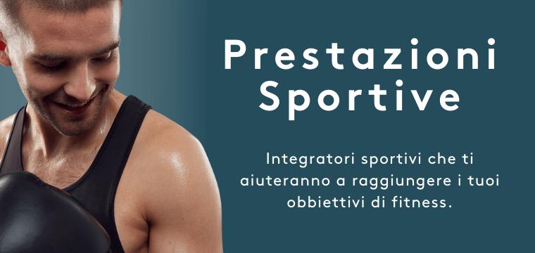 Linea Prestazioni Sportive | Myvitamins