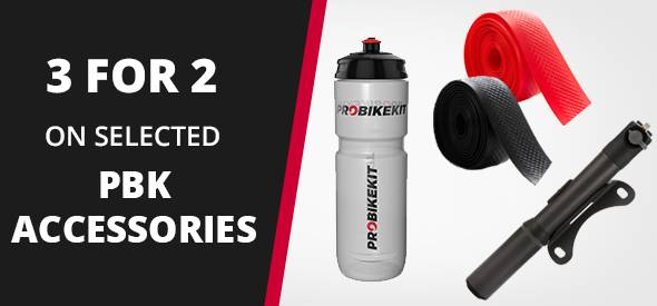3 for 2 PBK Accessories
