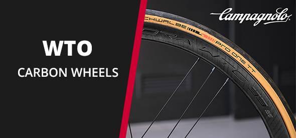 Campagnolo WTO 33 Wheels