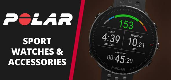 Polar watches and accessories