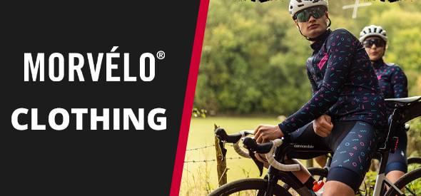 Morvelo cycling clothing