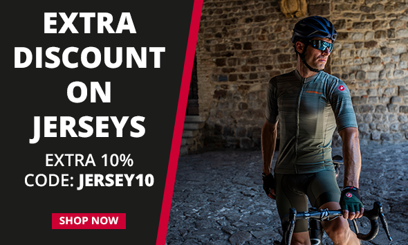 Extra Discount on Jerseys