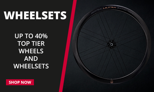 Up to 40% off wheels