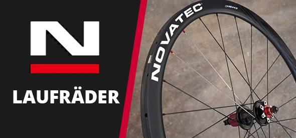 Novatec Wheels