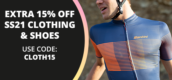 15% OFF SS21 CLOTHING