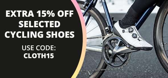 15% OFF CYCLING SHOES