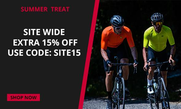 site wide 15% off