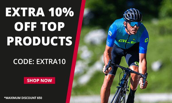 Extra 10% Across Top Brands