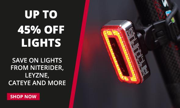 lights: 45% off