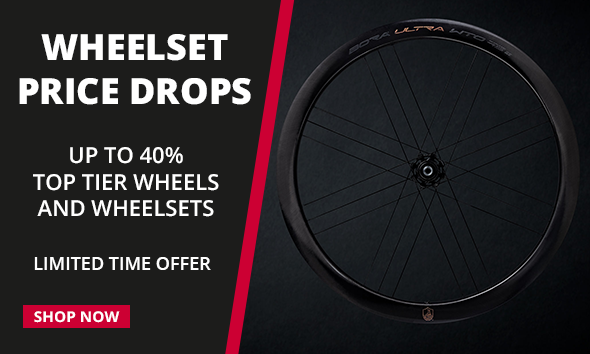 40% off wheels, limited time offer.