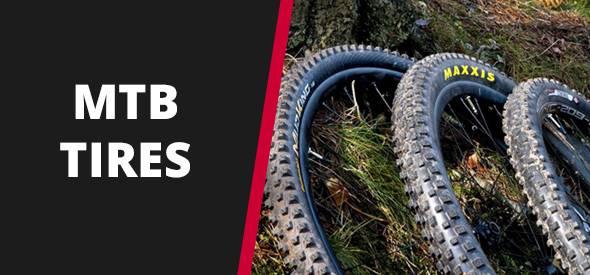 Mountain Bike Tyres
