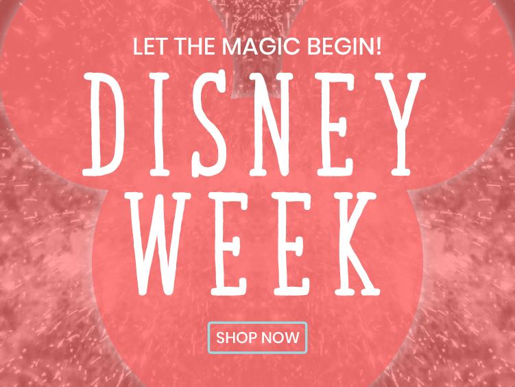 Disney Week Main Banner