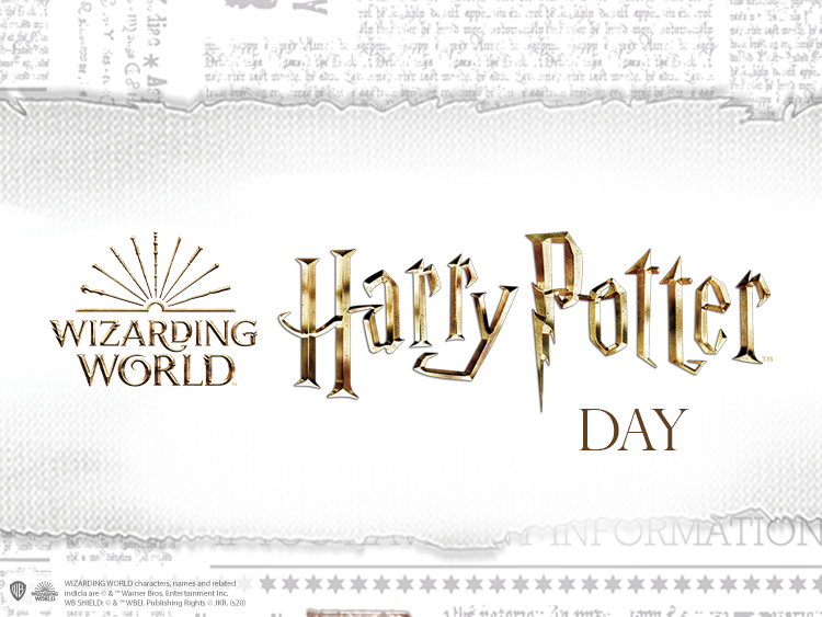 Harry Potter Day Main Offers