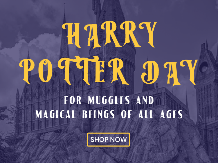 Harry Potter Day 2021 Offers & Savings